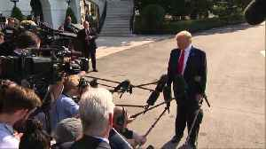 "Trump says Biden has ""lost his fastball"" [Video]"