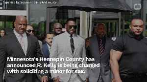 Surprise Charges Against R. Kelly Come Out of Minnesota [Video]