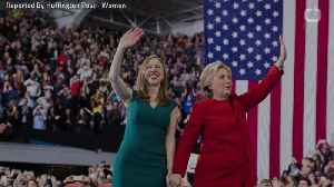 Hillary And Chelsea Clinton Have A New Book Spolighting 'Gutsy Women' [Video]