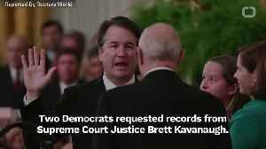 House Democrats Look To Create Supreme Court 'Code Of Conduct' [Video]