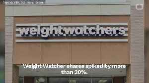 Weight Watchers Spikes 22% Thanks To Oprah Ads [Video]