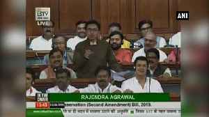 Article 370 scrapped JK no more about two families says MP Jamyang Tsering [Video]