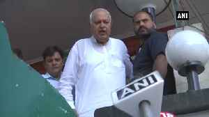 Home Ministry lying in Parliament that I'm not under house arrest Farooq Abdullah [Video]