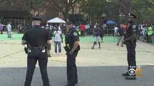 NYPD Joins Community For National Night Out [Video]