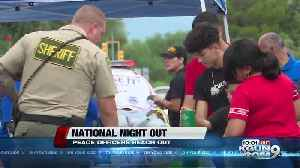 National Night Out 2019 in the wake of violent weekend [Video]