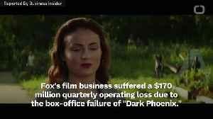 'Dark Phoenix' Was A Historic Flop [Video]