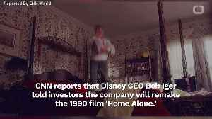 Disney To Remake 'Home Alone' [Video]