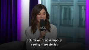 Gemma Chan On Female Driven Stories & Representation On Screen [Video]