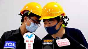 News video: What's the economic cost of Hong Kong protests?