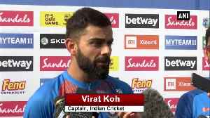 2023 World Cup is too far, priority is to keep Indian Cricket Team on top Virat Kohli [Video]
