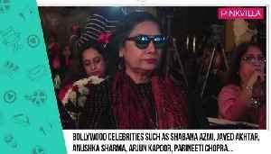 Sushma Swaraj Passes Away Bollywood mourns her death Pinkvilla Bollywood [Video]