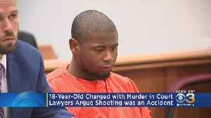 18-Year-Old Accused Of Shooting, Killing Teen In Atlantic City Appears In Court [Video]
