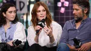 Julianne Moore Was Moved By The Compassion Of The Documentary, '5B' [Video]