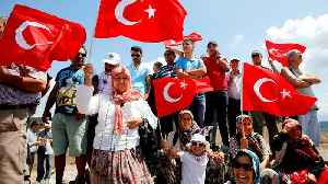 Turkey: Gold mine project sparks protests [Video]