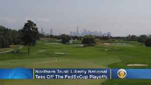 Northern Trust: Liberty National Tees Off The FedExCup Playoffs [Video]