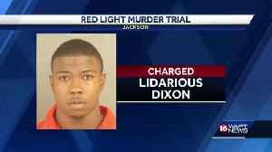 News video: Testimony underway in red-light murder trial