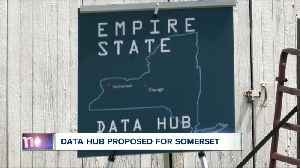 Data hub proposed for Somerset [Video]