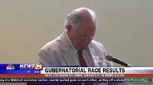 News video: Mississippi Governor Race: Hood Wins Democratic Nomination; GOP Heads to Runoff