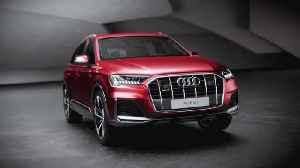 Audi Q7 Exterior design Highlights [Video]