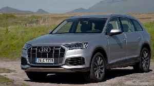 Audi Q7 Design in Florett Silver [Video]
