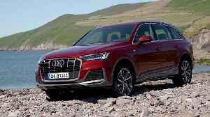 Audi Q7 Design Preview Matador Red [Video]