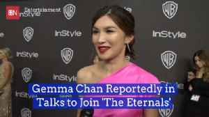 Gemma Chan's Possible Extended Marvel Role [Video]