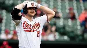 Orioles Chris Davis Held Back From Going After Manager in Dugout Dustup [Video]