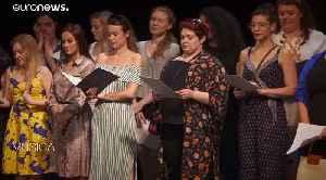Operalia celebrates Xabier Anduaga and Adriana Gonzalez [Video]