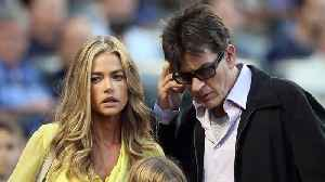 Charlie Sheen wanted to bleed Denise Richards 'dry with divorce' [Video]