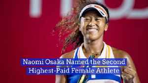 How Much Does Tennis Star Naomi Osaka Get Paid [Video]