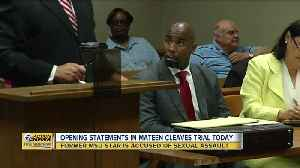 Trial to begin for former MSU star Mateen Cleaves [Video]