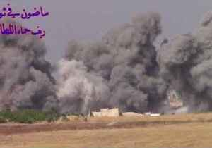 Syrian State Forces Strike in North Hama as Advances Against Opposition Factions Reported [Video]