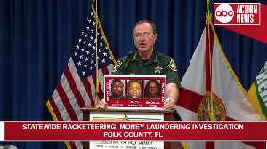 4 Polk residents arrested in money laundering investigation [Video]