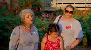 Two El Paso families who refused to meet Trump [Video]