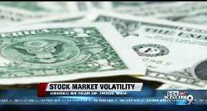 Local financial experts react to stock-market volatility [Video]