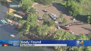 Body Found In Big Soda Lake [Video]