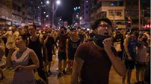U.S. Has Raised Travel Warning For Hong Kong Due To Growing Civil Unrest [Video]