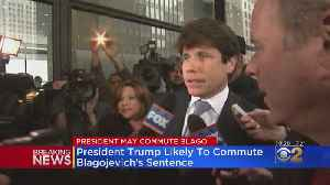 Commutation Coming For Blagojevich? [Video]