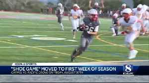 Changes to high school rivalry games [Video]