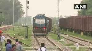 News video: Article 370 | Samjhauta Express services shut down by Pakistan