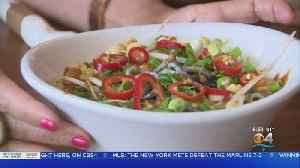 Taste Of The Town: Delicious Raw Kitchen And Juice Bar [Video]