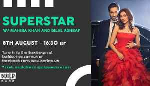 Live From London  - Mahira Khan and Bilal Ashraf [Video]
