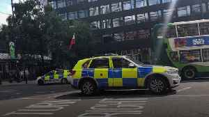 Man arrested after armed police called to Polish consulate [Video]