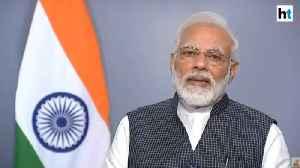 'Govt will ensure peaceful Eid celebrations in Valley': PM Modi [Video]