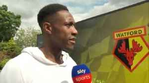 Welbeck: Watford move felt right for me [Video]
