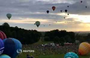 Europe's largest ballooning event takes off in Bristol [Video]