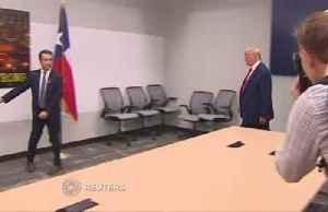 Two El Paso families refuse to meet Trump [Video]