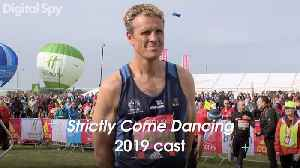 Strictly Come Dancing 2019 Cast [Video]