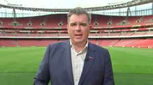 'Tierney officially an Arsenal player' [Video]