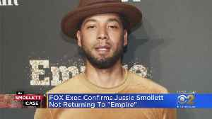 Jussie Smollett Not Returning For Final Season Of 'Empire' [Video]